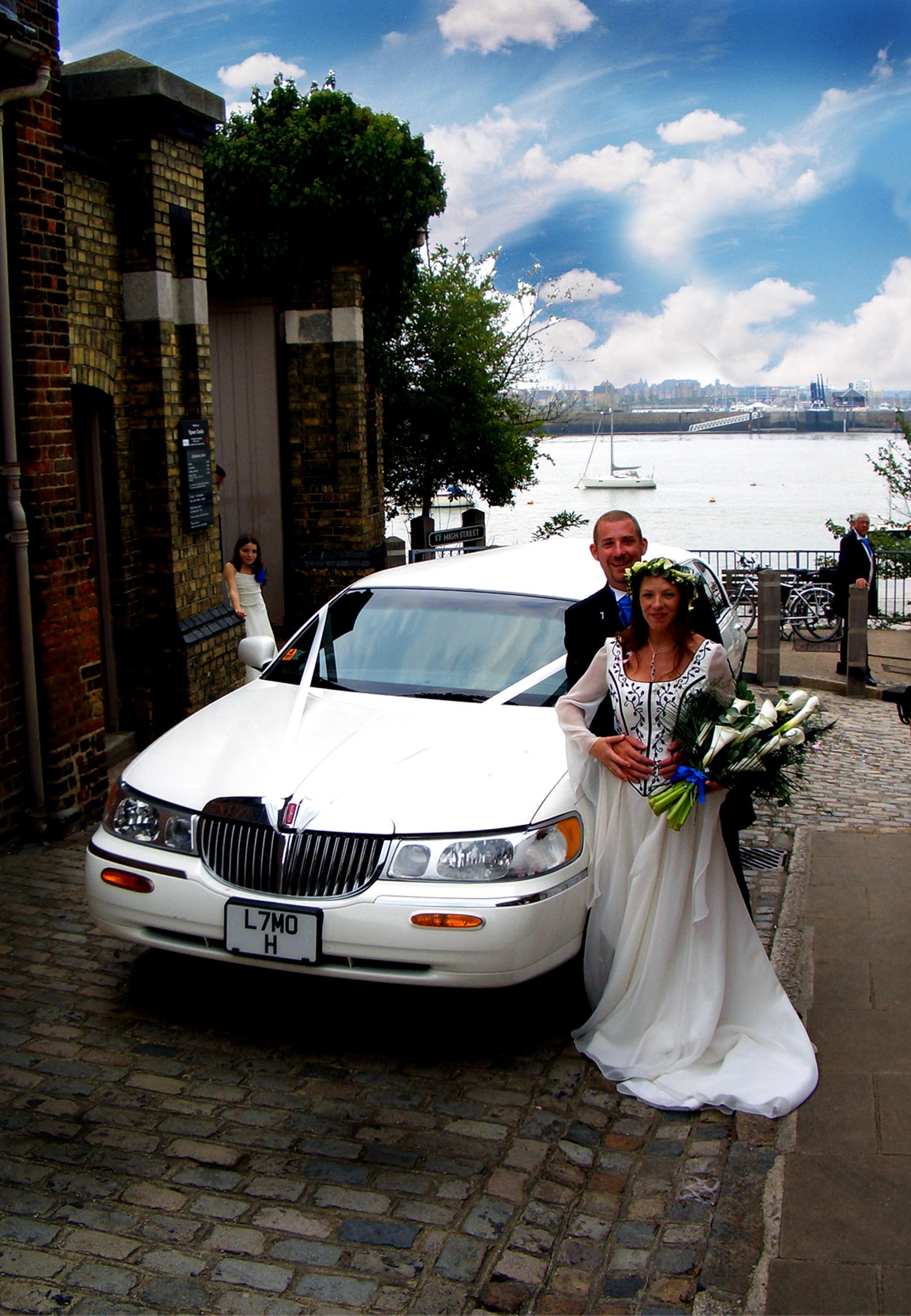 Wedding at Upnor Castle